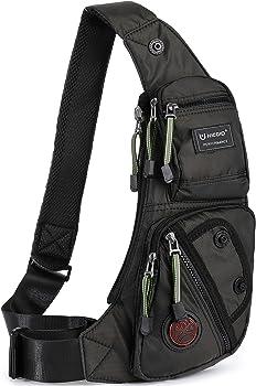 Nicgid Durable Sling Backpack