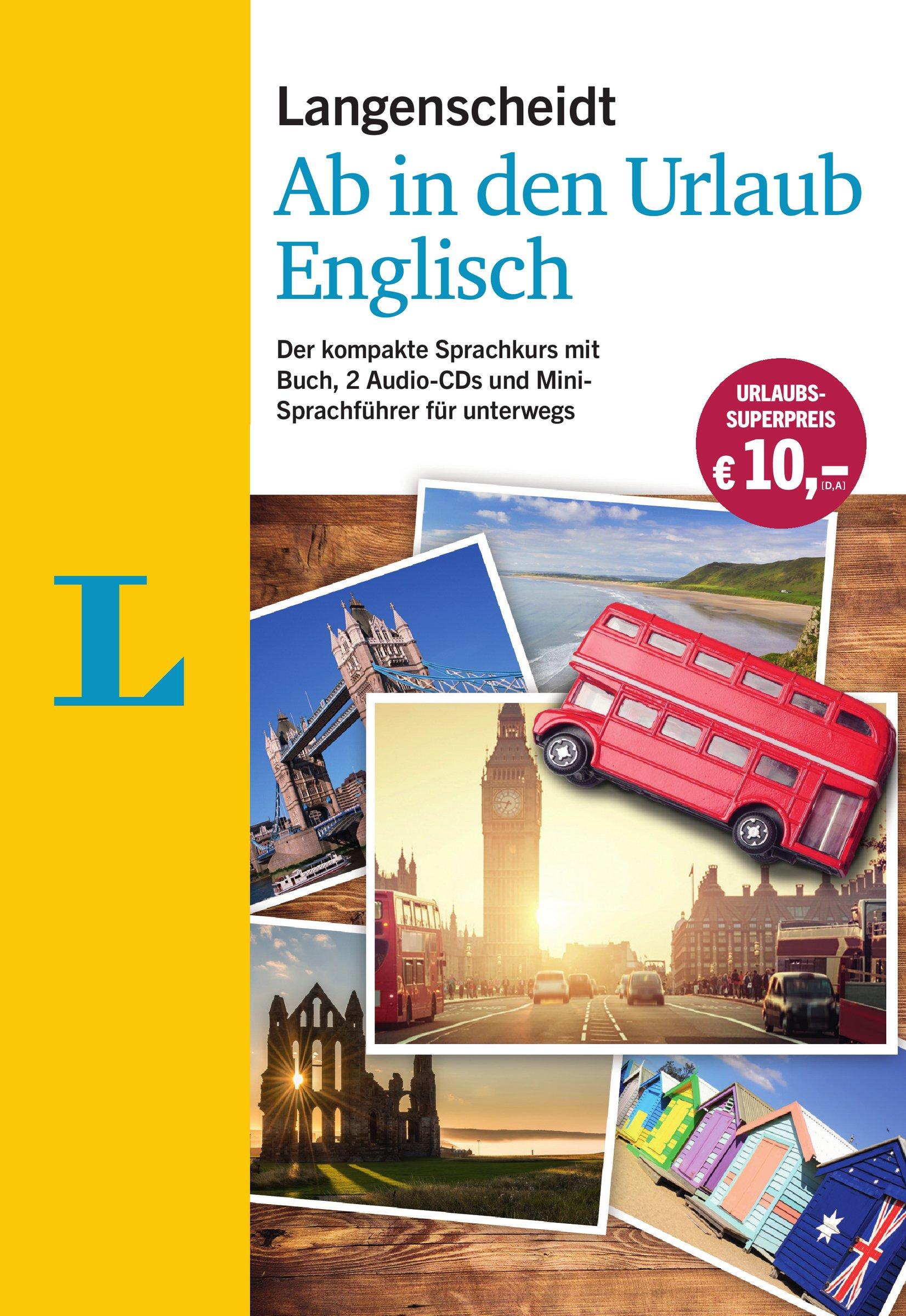 Langenscheidt Ab in den Urlaub - Englisch - Sprachtraining für die ...
