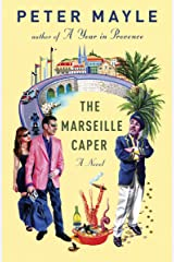 The Marseille Caper (Sam Levitt Capers Book 2) Kindle Edition