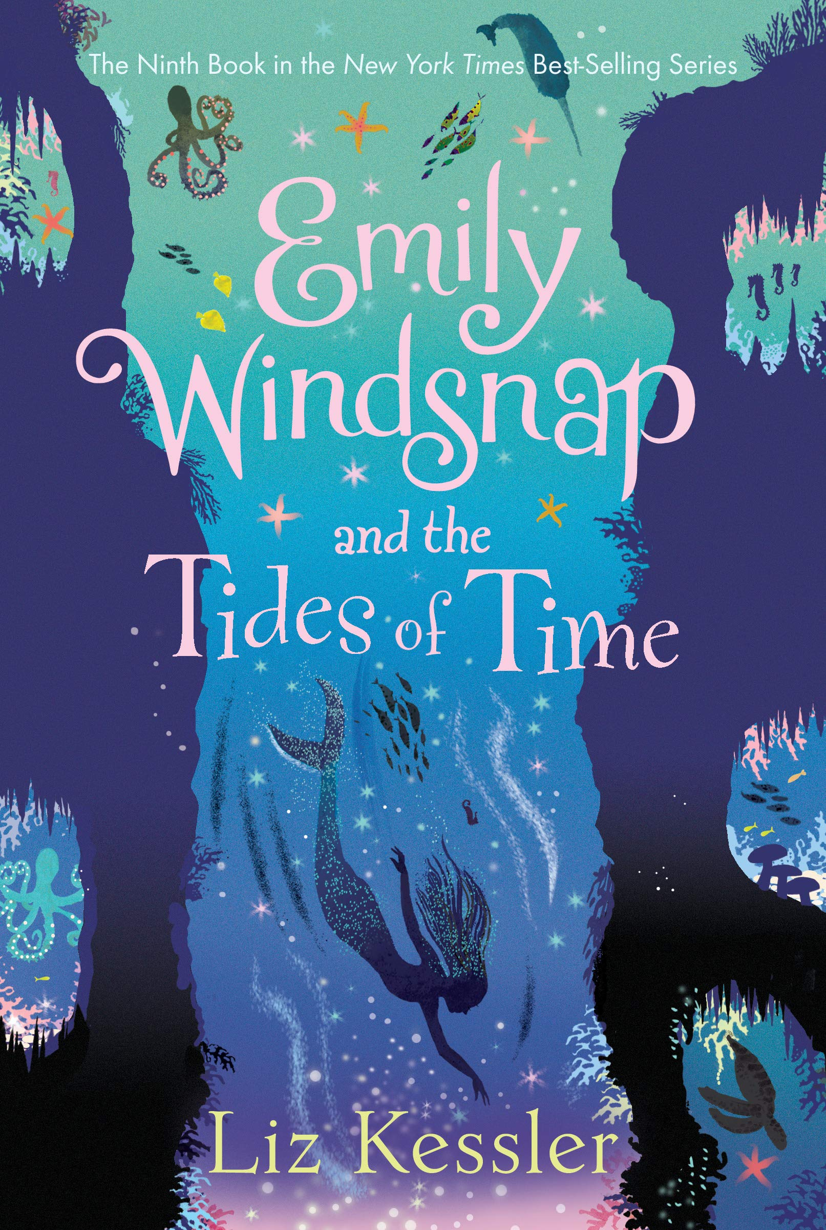 Amazon.com: Emily Windsnap and the Tides of Time (9781536209693): Kessler,  Liz, Farley, Erin: Books