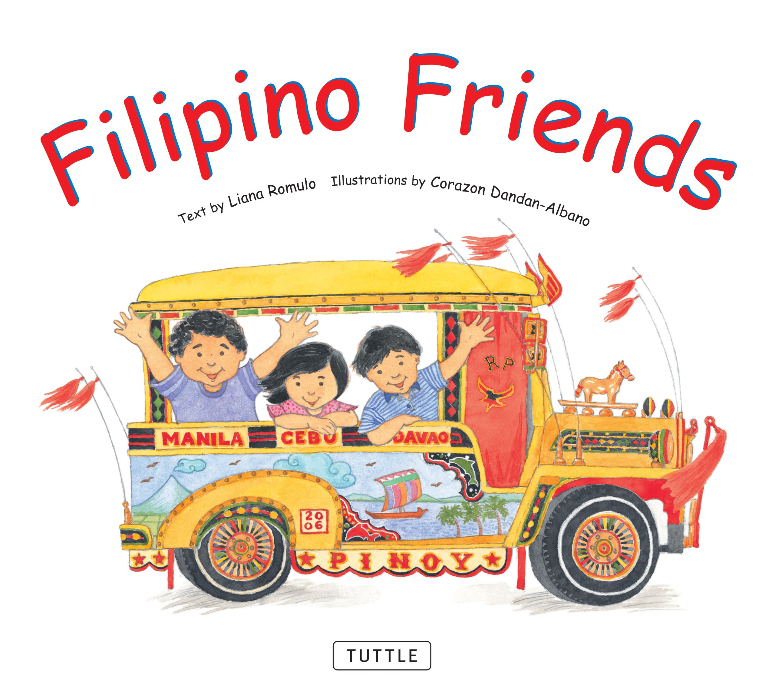Filipino Friends by Tuttle Publishing