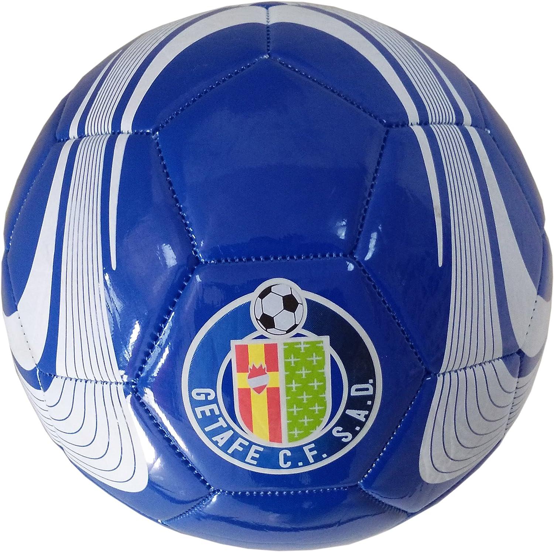 Getafe Cf 12Bal01-00 Balón, Azul: Amazon.es: Deportes y aire libre