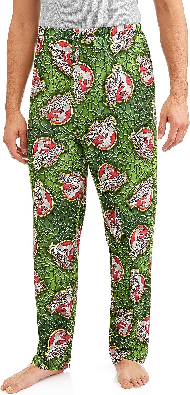Jurassic Park Logo Hunter Green Sleep Pants