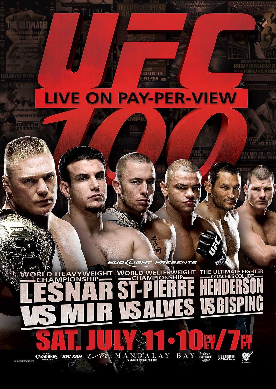 UFC 100 Making History: Lesnar vs. Mir