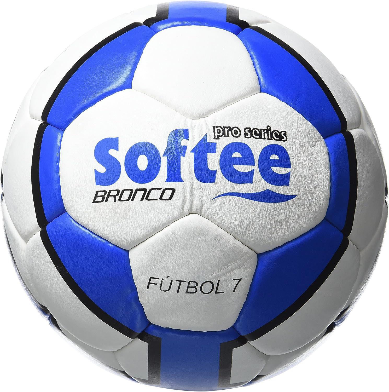 Softee Equipment 0000552 Balón de Fútbol, Blanco, S: Amazon.es ...