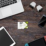 Silicon Power 32GB MicroSDHC UHS-1 Memory Card