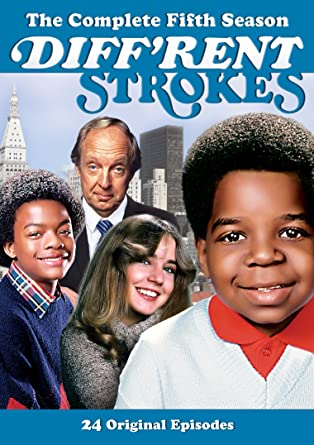 Diff'rent Strokes - The Complete Fifth Season