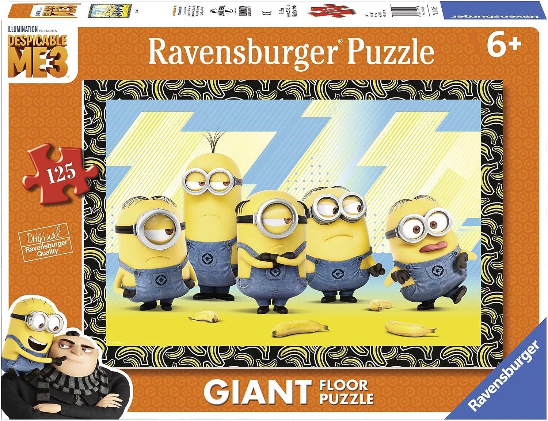 Ravensburger- Puzzle 125 Piezas Giant, GRU, Mi Villano Favorito 3 (9770): Amazon.es: Juguetes y juegos