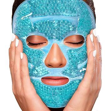 Amazon.com: Sofida máscara de ojos de gel frío caliente ...