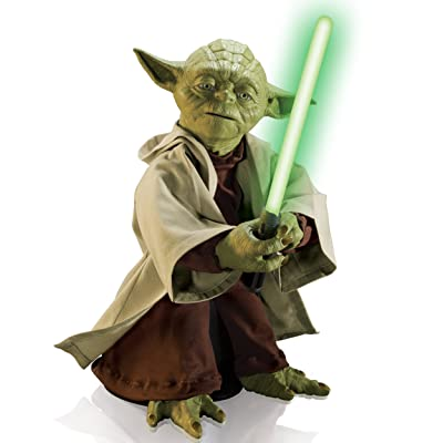 Star Wars Legendary Jedi Master Yoda (Discontinued by manufacturer): Toys & Games