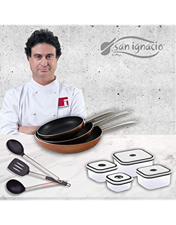 San Ignacio - Set Sartenes Chef Copper
