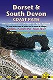 South West Coast Path: Dorset & South Devon Coast Path - Plymouth to Poole Harbour Part 3 (Trailblazer British Walking Guide South West Coast Path) (Trailblazer: Sw Coast Path)