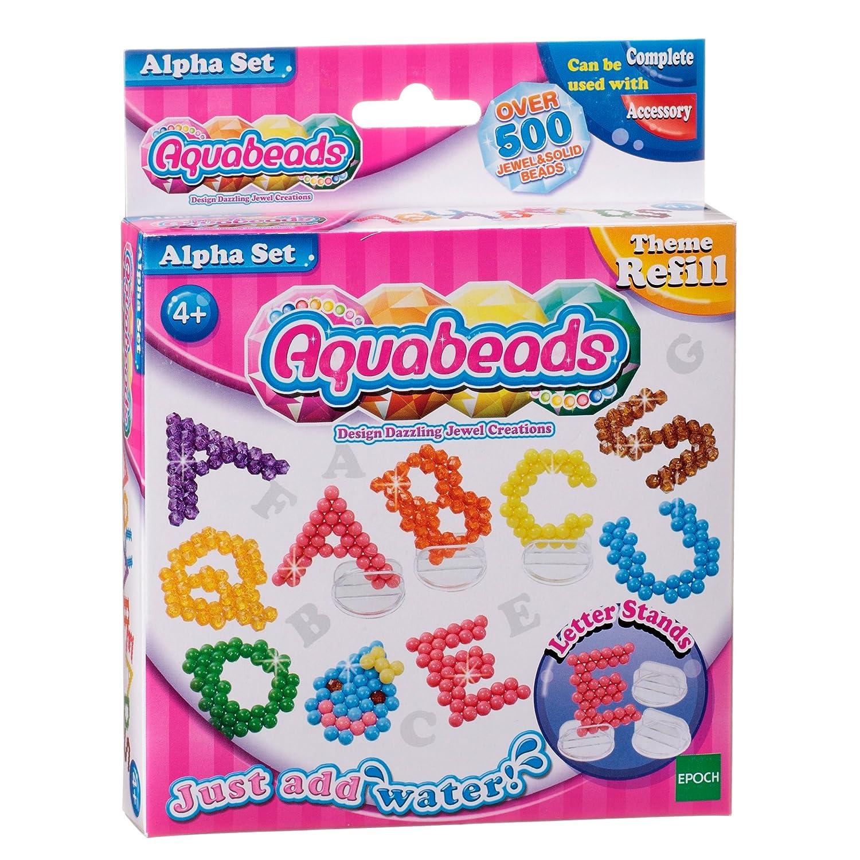 Aquabeads 79258Alpha Ensemble–Multicolore Epoch AB79258