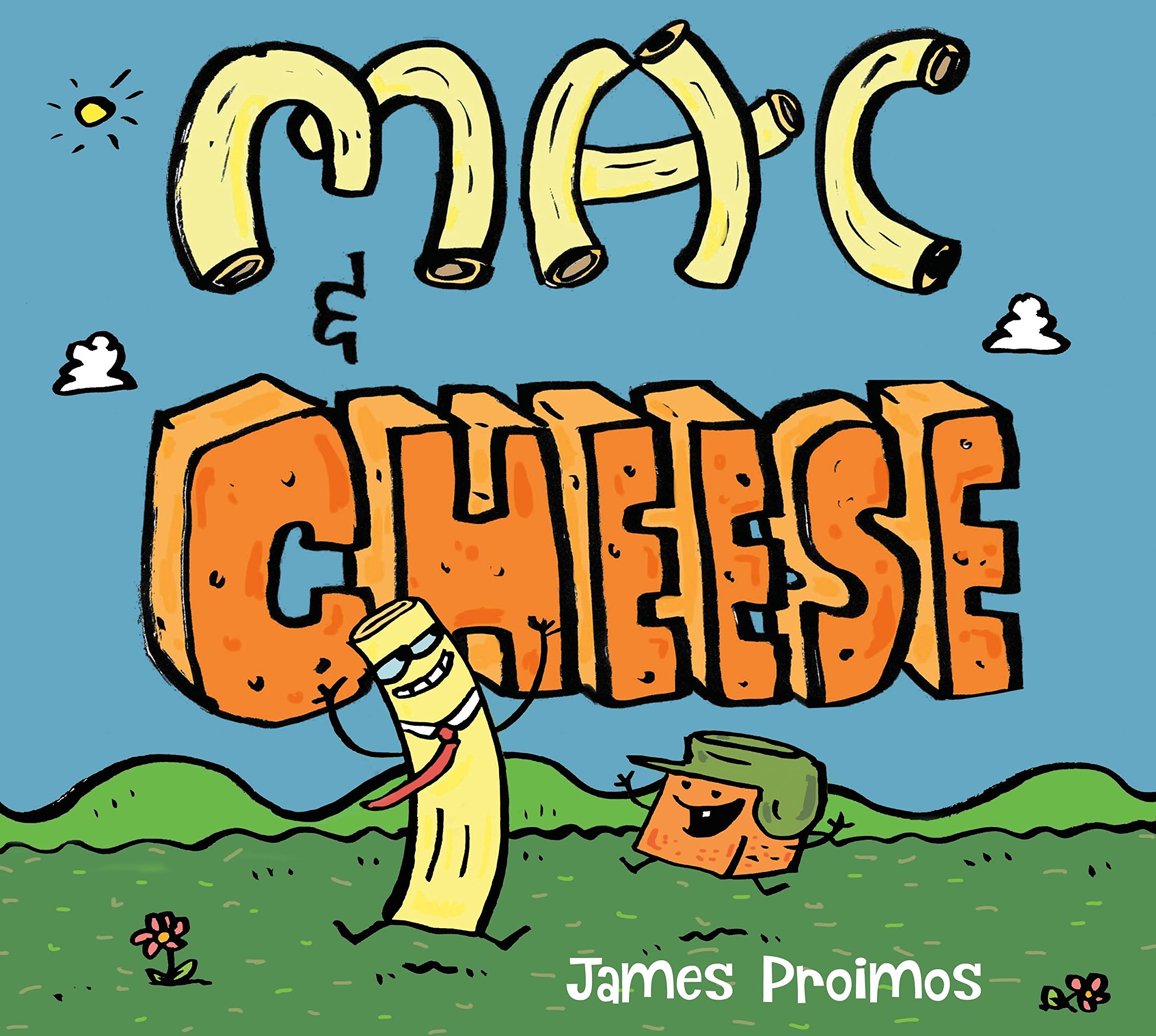 Read Online Mac & Cheese: A Friendship Story That Celebrates Being Different PDF