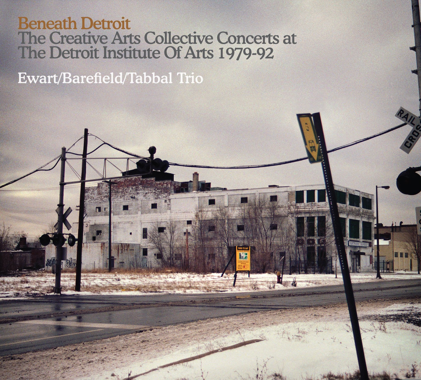 Beneath Detroit : Ewart-Barefield-Tabbal Trio by Geodesic