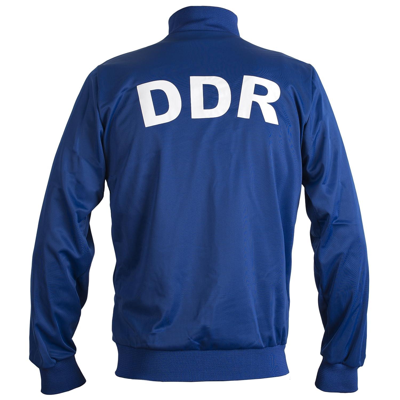 VINTAGE ADIDAS 80's DDR GDR EAST GERMANY FOOTBALL SOCCER