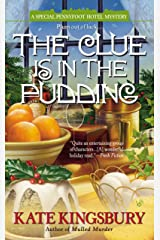 The Clue is in the Pudding (Pennyfoot Hotel Mystery Book 20) Kindle Edition