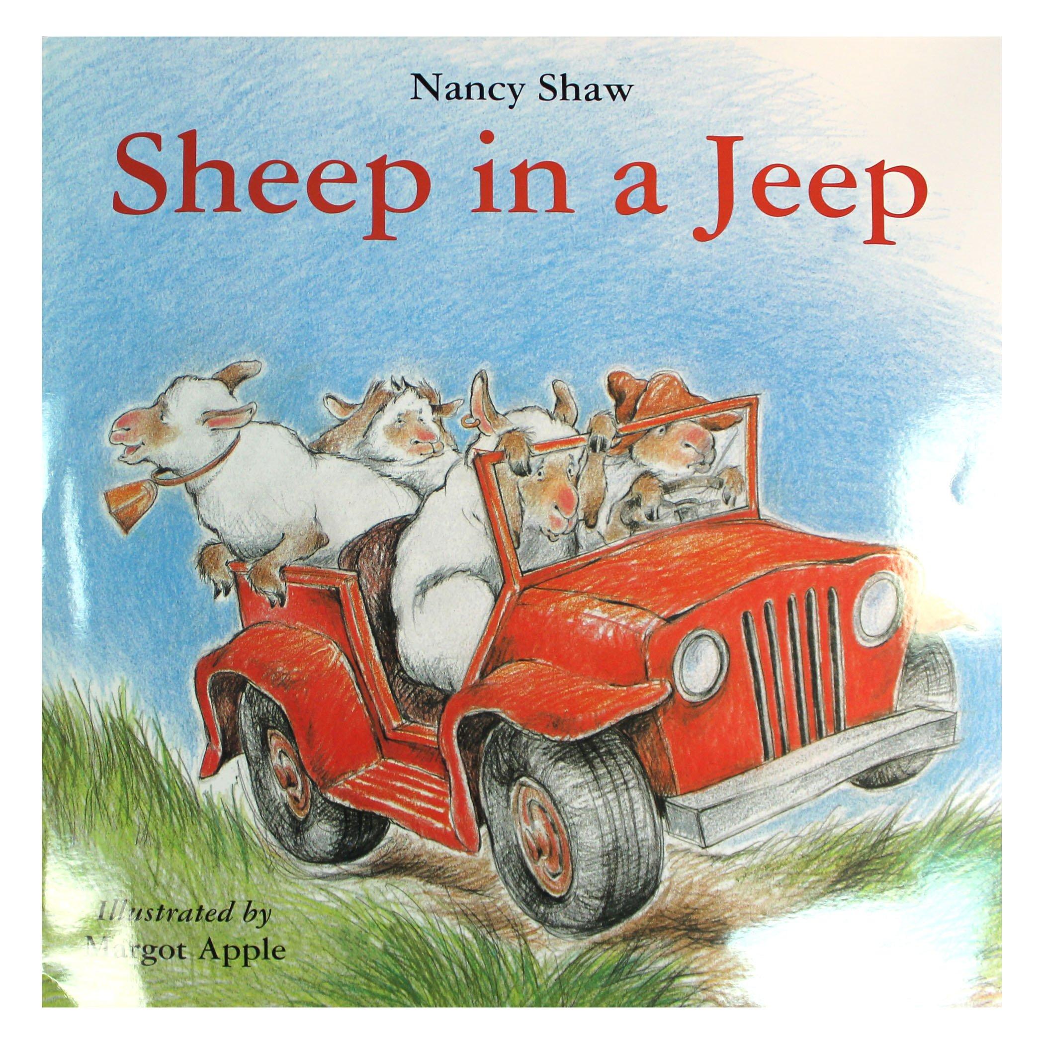 Sheep in a Jeep pdf epub