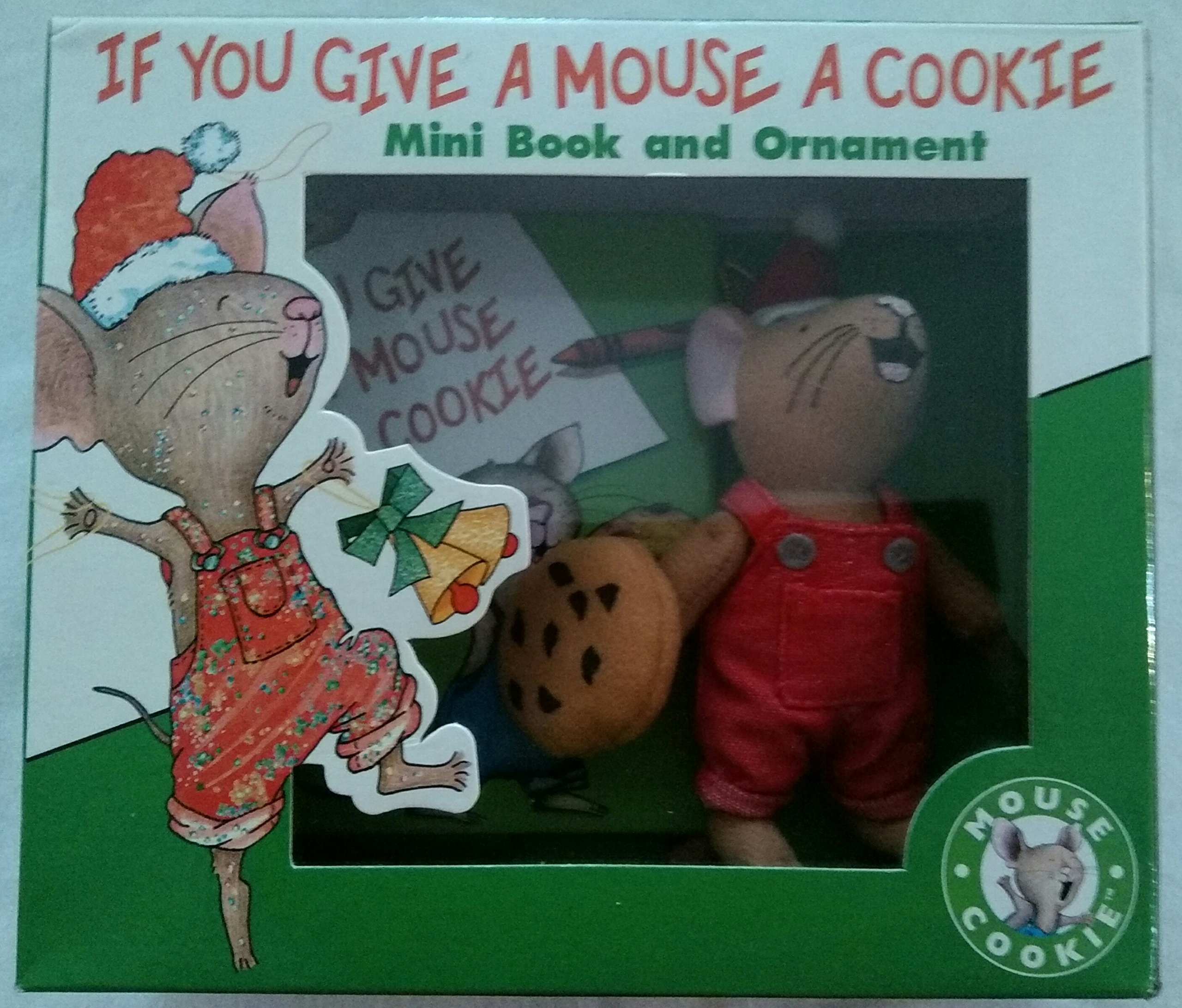 If You Give a Mouse a Cookie (Mini Ornament) pdf