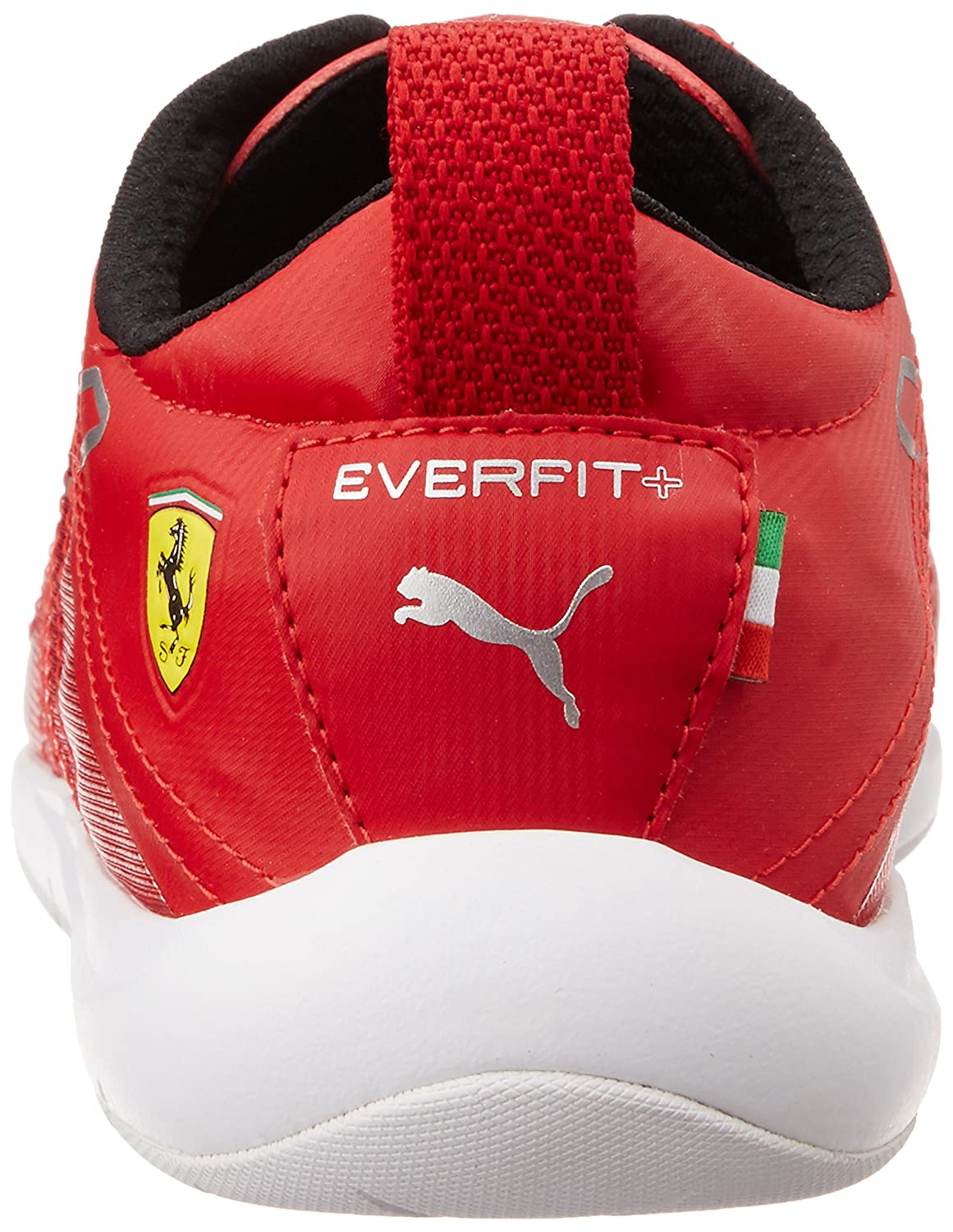 e37077d9b8d940 Puma Men s TechLo Everfit+ Night Cat SF Rosso Corsa Sneakers - 7 UK India  (40.5 EU)  Buy Online at Low Prices in India - Amazon.in