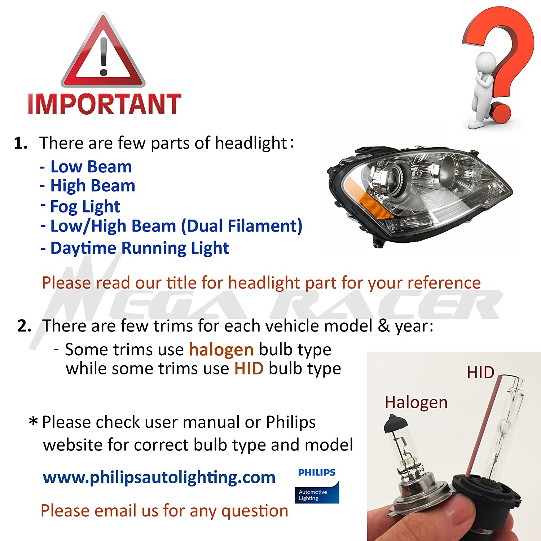 Mega Racer D2S D2C D2R Xenon HID 8000K Sky Blue Light Low Beam Headlight Car Lamp Bulb Bright Replacement 66040 85122