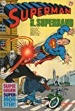 Superman Comic Superband # 8 - Supie gegen Supermonster - Ehapa Verlag 1977 (Ehapa Verlag, Superman, Superband)