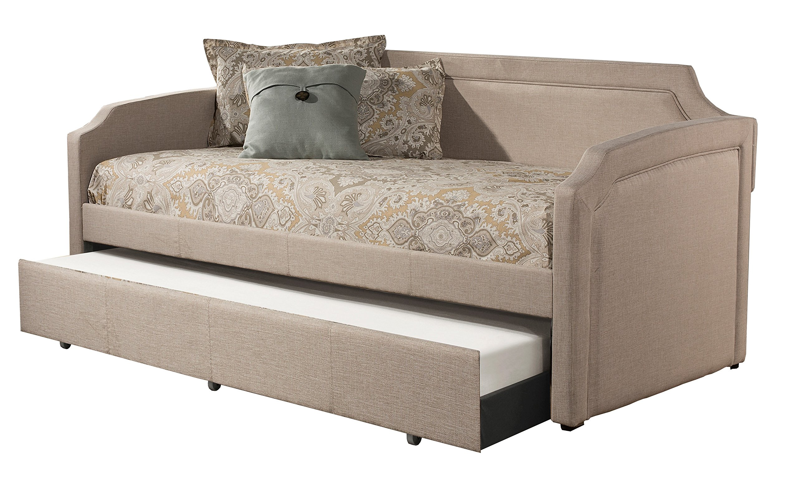 Hillsdale Furniture 1322DBT Hillsdale Paxton, Cream Daybed with Trundle