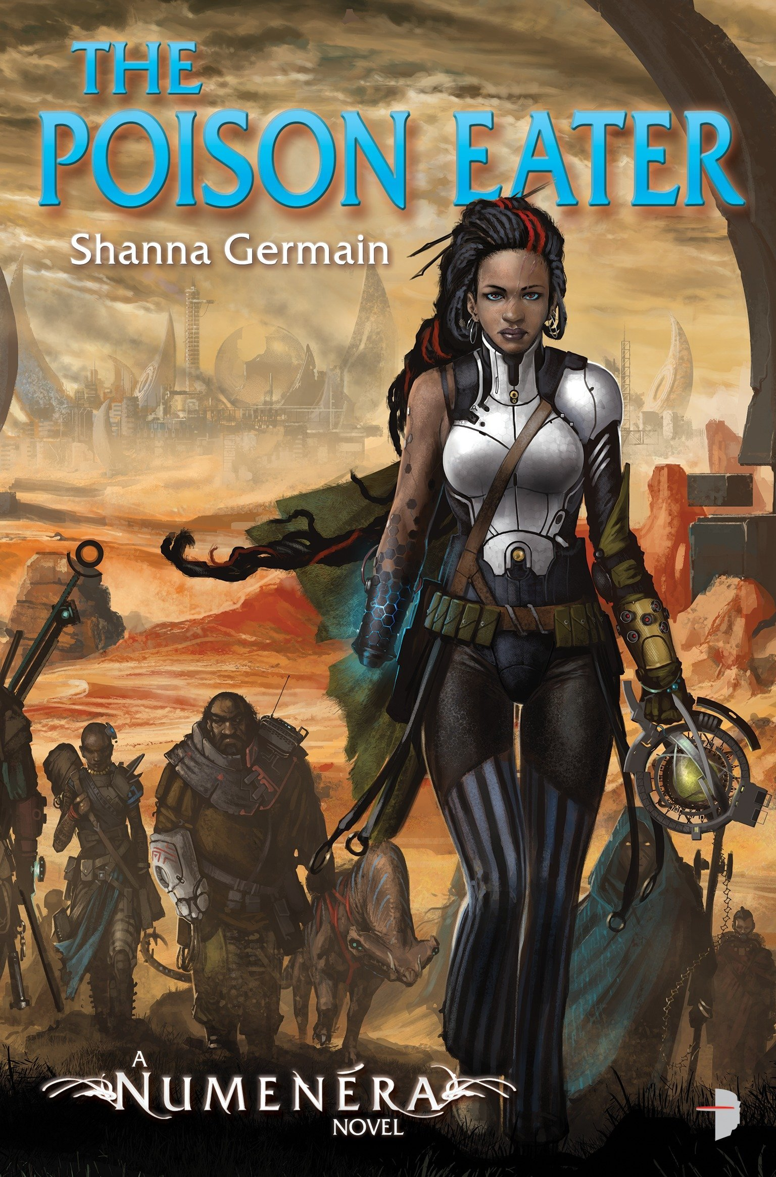 Numenera - The Poison Eater pdf