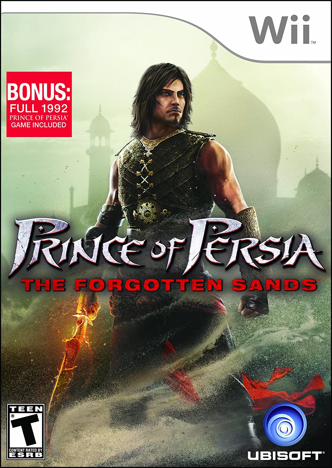 Prince of Persia: The Forgotten Sands - Nintendo Wii