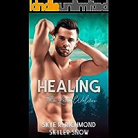 Healing : An MM Shifter Mpreg Romance (The Lost Wolves Book 3) book cover