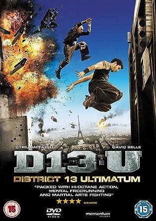 le film banlieue 13 ultimatum gratuit