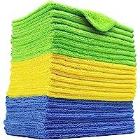 Polyte - Microvezel schoonmaakdoek - 24-pack - 30,5 x 40,6 cm