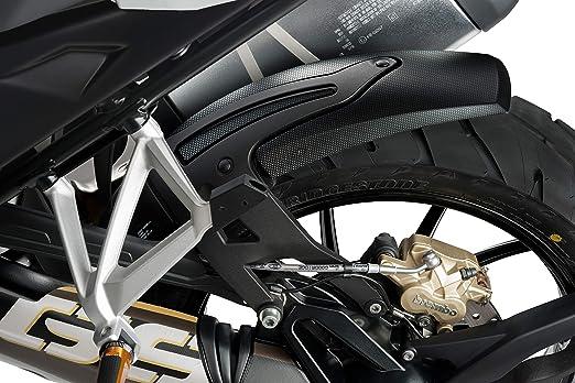 Parafango posteriore per BMW F 850 GS Adventure 2019 look carbonio Puig 9761c