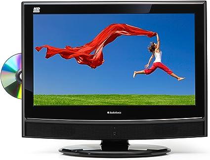 Audiosonic LC-157072 - Televisor HD Ready con reproductor de DVD (pantalla LCD de 19