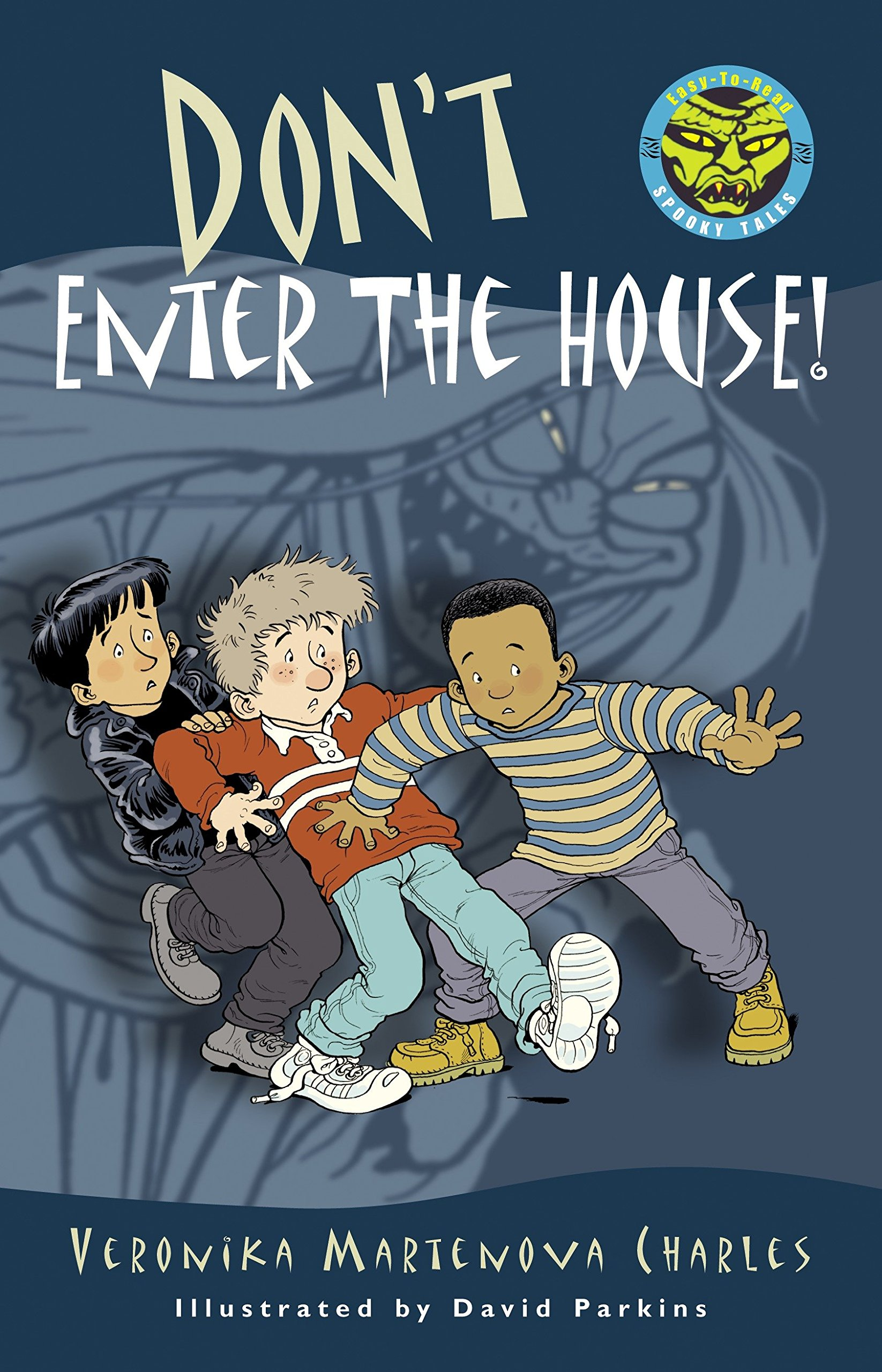 Download Don't Enter the House! (Easy-to-Read Spooky Tales) pdf