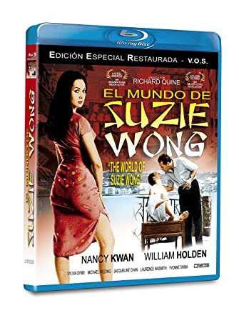 The World Of Suzie Wong Book