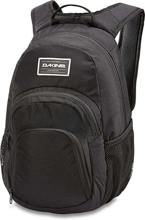 Amazon.com  Dakine Youth Campus Mini Backpack, Black  Sports   Outdoors d050048b5b