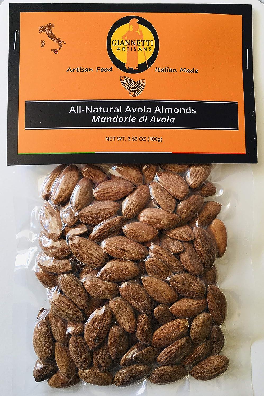 Giannetti Artisans All-Natural Sicilian Avola Almonds
