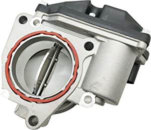 Throttle Body EGR Regulating Flap for 2005-2010 VW Jetta Mk5 TDI BRM 1.9 Diesel 03G128063Q