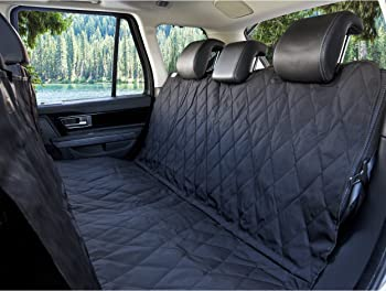 BarksBar Luxury Pet Car Seat Cover