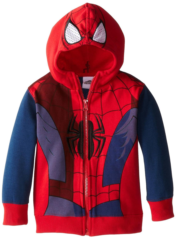 Marvel Boys' Spider-Man Masked Hoodie