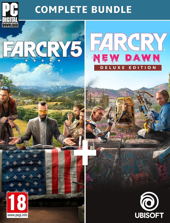 Far Cry New Dawn - Complete Edition (Bundle Far Cry New Dawn Deluxe + Far Cry 5 Standard)