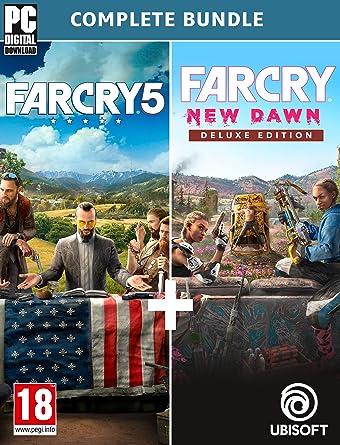 Far Cry New Dawn - Complete Edition (Bundle Far Cry New Dawn Deluxe + Far Cry 5 Standard): Amazon.es: Videojuegos