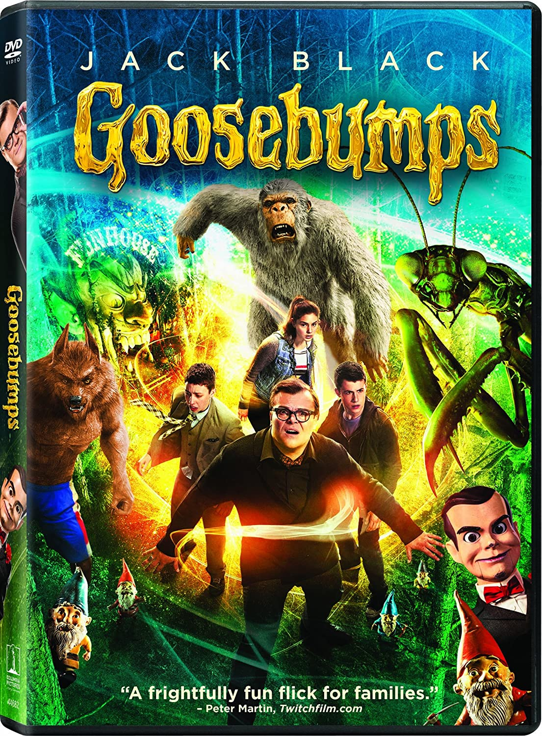 Image result for Goosebumps
