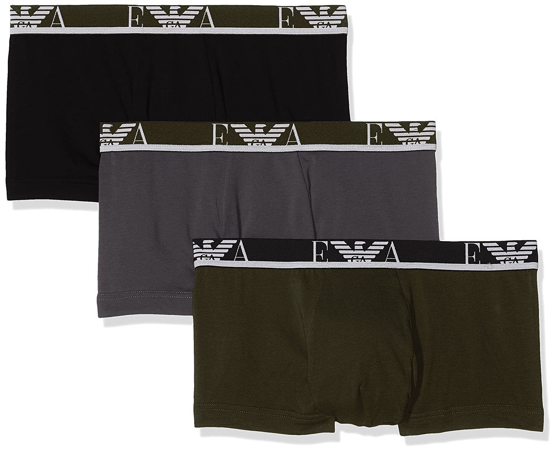 Emporio Armani Men's Trunks Pack of 3