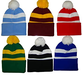9191d9bea9d Traditional Striped hats  Amazon.co.uk  Sports   Outdoors