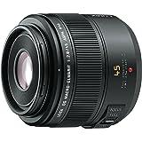 Panasonic 単焦点 マクロレンズ マイクロフォーサーズ用 ライカ DG MACRO-ELMARIT 45mm F2.8 ASPH. MEGA O.I.S H-ES045