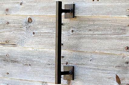 Delicieux Barn Door Handles Rustic Pulls Handmade Barndoor Hardware Hand Foirged Wrought  Iron Barndoor Handles
