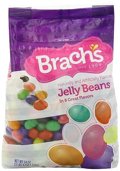Amazoncom Brachs Jelly Beans 54 Ounce Bag Grocery Gourmet Food