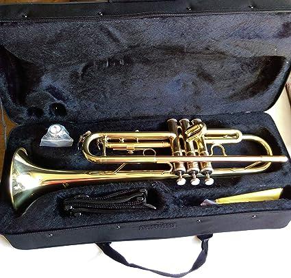 TROMPETA SI BEMOL - LLAVE DE SÍ: Amazon.es: Instrumentos musicales